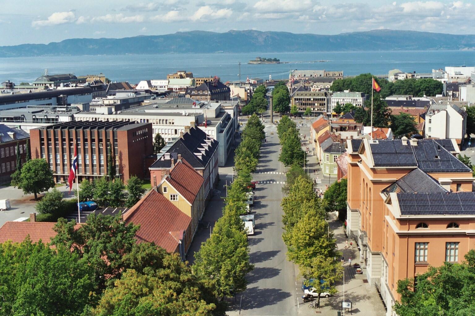 Trondheim Gezilecek Yerler-4